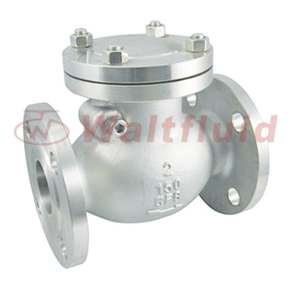 Swing Check Valve Flange End 150LB