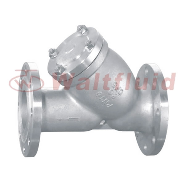 Y-Type Strainer Flange End 150LB/300LB