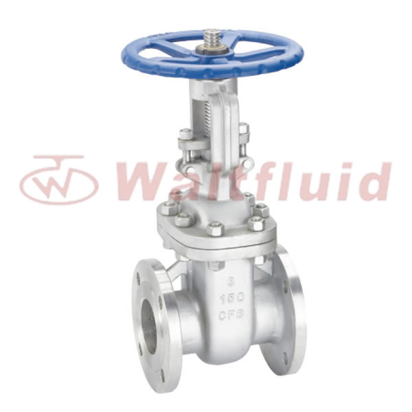 Gate Valve Flange End 150LB